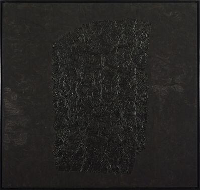 Yang Jiechang 杨诘苍, '100 Layers of Ink, No. 3 千层墨', 1994
