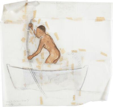 Francis Alÿs, 'Study for el Barco Blanco', 2000