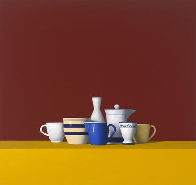 David Harrison, 'Still Life with Seven Objects (#176)', 2010
