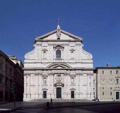 Giacomo della Porta, 'The Church of Il Gesù', ca. 1573-84