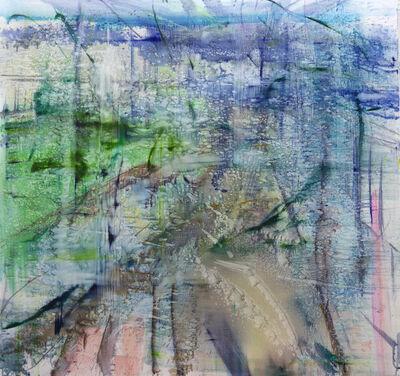 Matthias Meyer, 'Water Painting', 2017