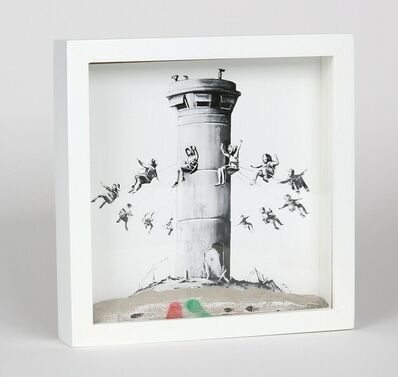 Banksy, 'Walled off Hotel', 2017