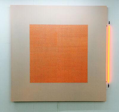 Chen Yufan 陈彧凡, 'The Real Illusion-Orange', 2015
