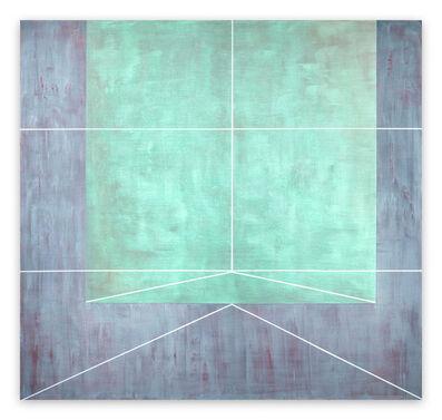 Gudrun Mertes-Frady, 'Viridian Field', 2009