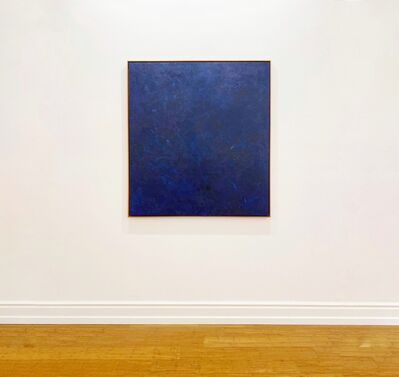 Joe Goode, 'Ocean Blue', 1989