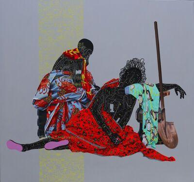 Eddy Kamuanga Ilunga, 'Feeling of Abandonment', 2017