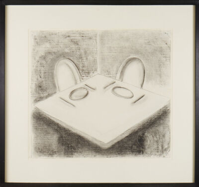 Richard Artschwager, 'Dining Table I', 1987