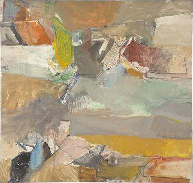Richard Diebenkorn, 'Berkeley #46', 1955