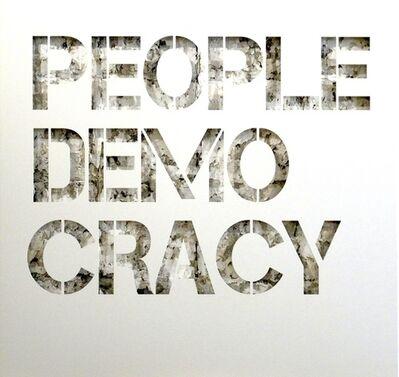 JOSEPH (b. 1961), 'People Democracy', 2016