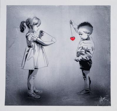 Rourke Van Dal, 'Don't Break my Heart', 2015