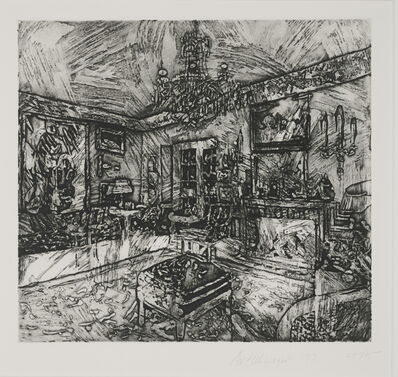 Richard Artschwager, 'Interior #1', 1977