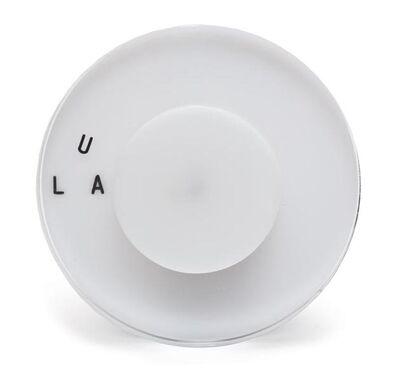 Osmar Dillon, 'LUA CHEIA - Tridimensional ', 2010