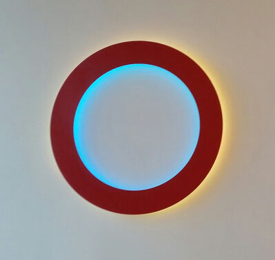 Collin Parson, 'Untitled (red circle)', 2016