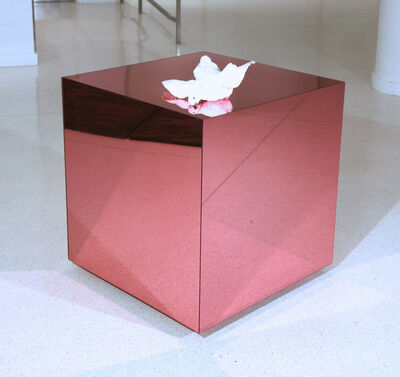 Andréa Stanislav, 'Pink Cube', 2014