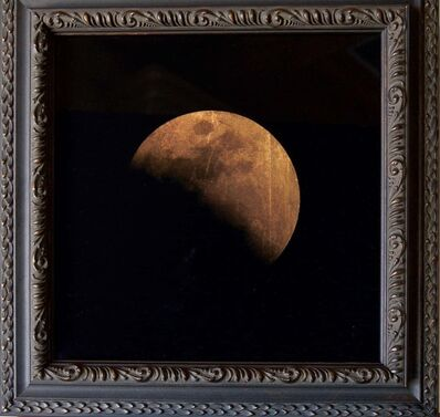 Kate Breakey, 'Lunar Eclipse, Feb 2008'