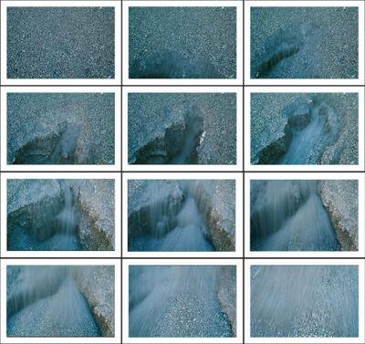 Thiago Rocha  Pitta, 'Mapa temporal de uma terra não sedimentada [Temporal maps of non-sedimented land]#4', 2015