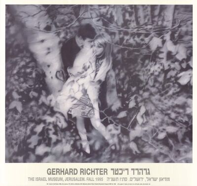 Gerhard Richter, 'Lovers in the Forest', 1995