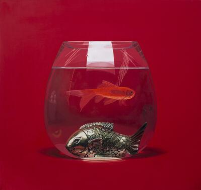 Jonathan Dalton, 'A Vermilion Goldfish', 2019
