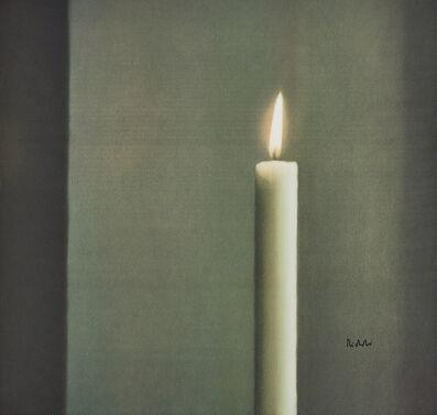 Gerhard Richter, 'Kerze I (Candle I)', 1988