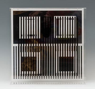 Pedro Sandoval, 'Ambivalencia II (Soto as pretext)', 2018