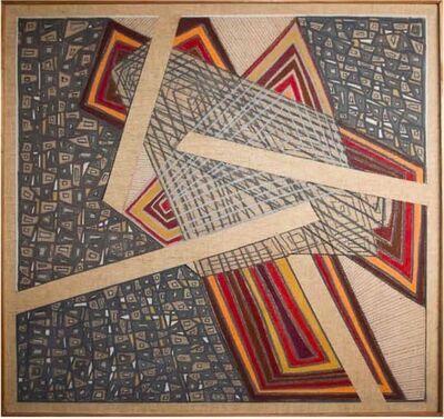 Myra Landau, 'Ritmo ciudad nueva', 1980