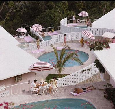 Slim Aarons, 'Hotel Las Brisas', 1968