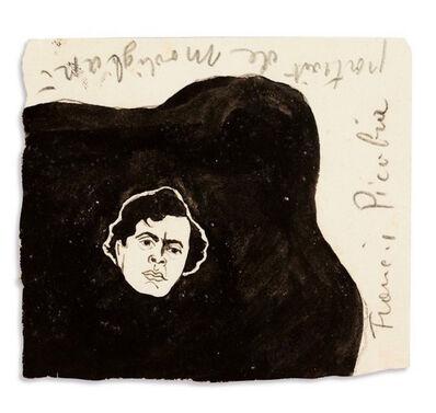 Francis Picabia, 'Portrait de Modigliani', 1922-1924