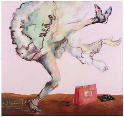 Anna Tuori, 'Never Seen a Bag Exploding II (Gris de Lin)', 2020