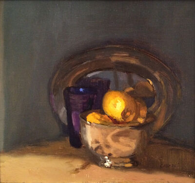 Giovanni Casadei, 'The Silver Bowl', 2014