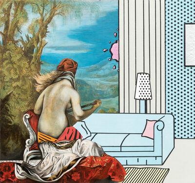 Steve Viezens, 'untitled (back)', 2018