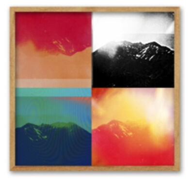 Penelope Umbrico, 'Mountains Moving: of Aperture Masters of Photography (4 Westons)', 2013