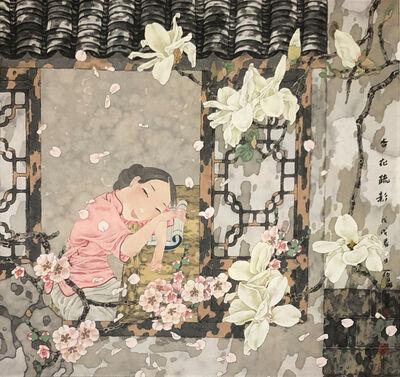 Shi Jing, 'Apricot', 2018