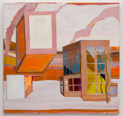 Ezra Johnson, 'Kiosk in Malmo', 2013