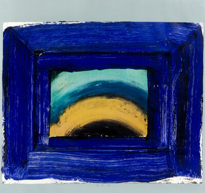 Howard Hodgkin, 'Venetian Glass', 1989