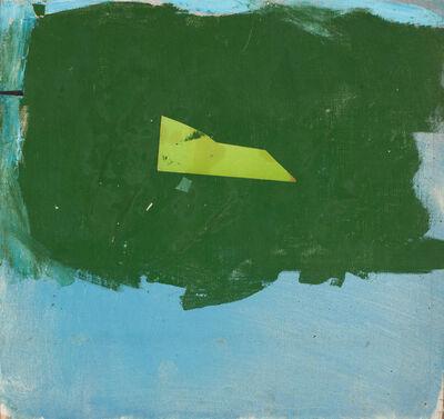 Perle Fine, 'Study for Breakthrough', 1960