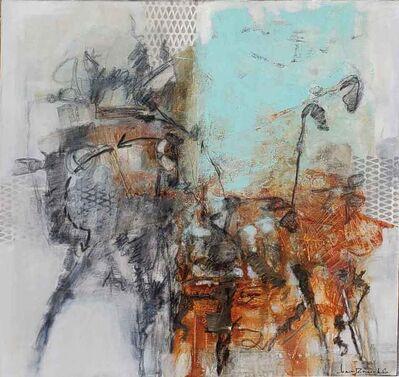 Joan Dumouchel, 'Turquoise', 2019