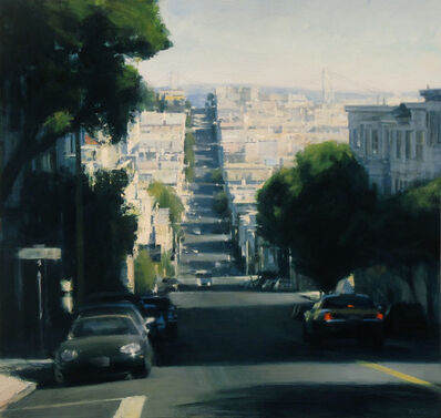 Ben Aronson, 'East Toward Telegraph Hill', 2017