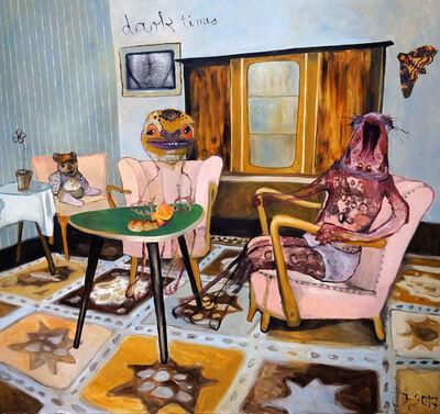 Juliane Hundertmark, 'DarkTimes', 2017