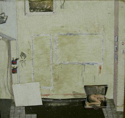 Gino Rubert, 'Mi estudio en primavera', 1997