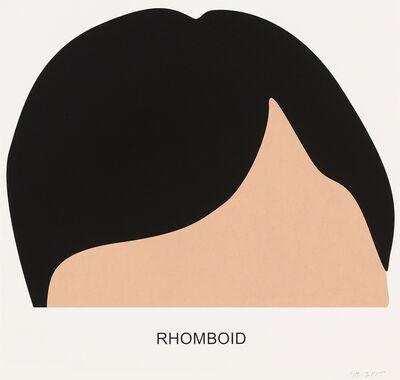 John Baldessari, 'Romboid', 2016