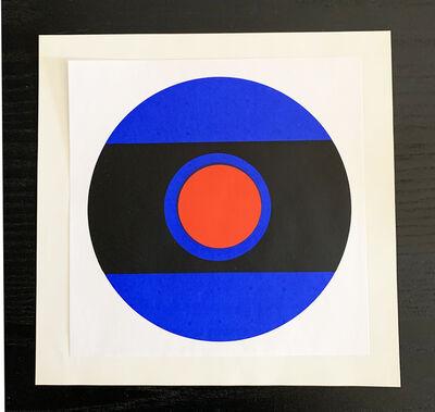 Alexander Liberman, 'Omega', ca. 1962
