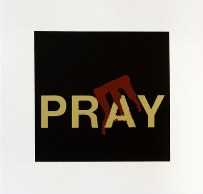 Robert Attanasio, 'Pray/Prey', 2015