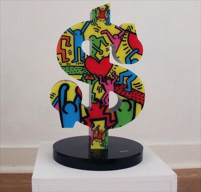 Aaron, 'Keith Haring', 2018