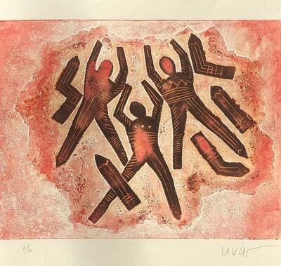 Carlos Vivar, 'Los Hombres Lápices'