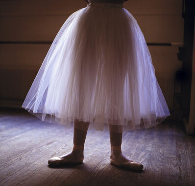 Neil Folberg, 'Young dancer standing', 2003