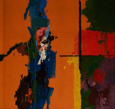 Sidney Gross, 'Archimage #6', 1963