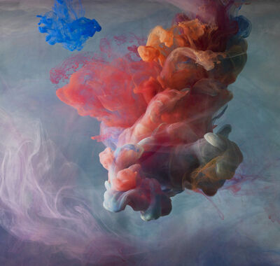 Kim Keever, 'Abstract 11284b', 2014