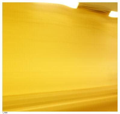 Candida Höfer, 'Yellow 2018', 2018
