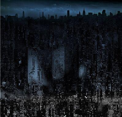 Steve Bennett, 'Metrovolution, Winter', 2020