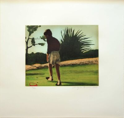 Christopher Brown, 'Half Step', 1997